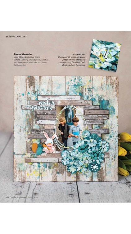 Creative Scrapbooker Magazine screenshot-6