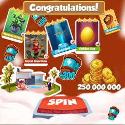 Coin and Spin Master Daily Lin on the App Store