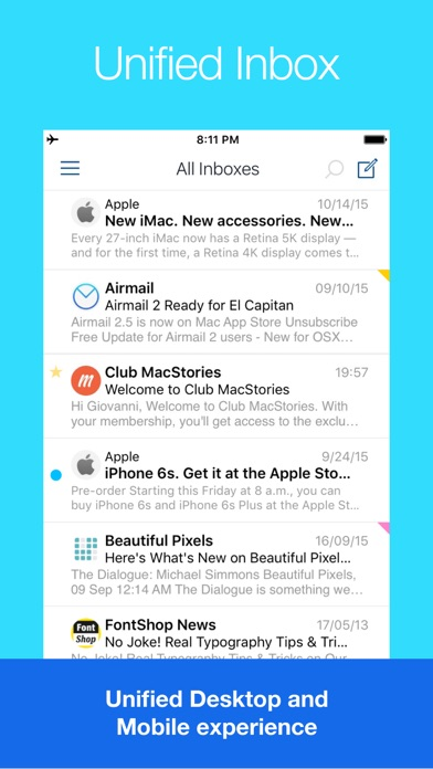 Airmail - Your Mail With You app image
