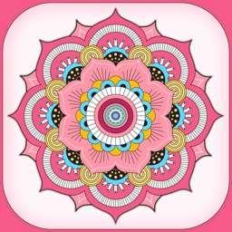 Mandala Coloring Book Pages