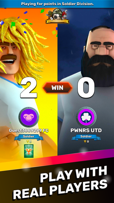 Football Clash Arena 2018 screenshot three