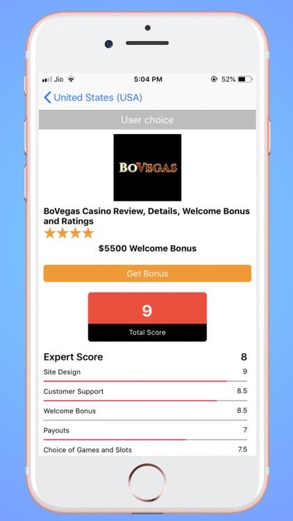 OCPedia: Online Casino Finder screenshot-5