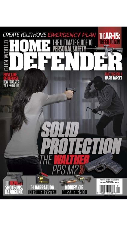 Gun World's Home Defender screenshot-6