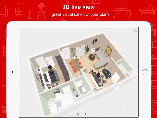 Roomle 3d Ar Room Planner On The App Store