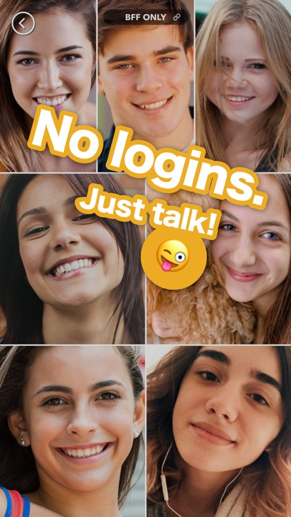 Zooroom Video Group Chat