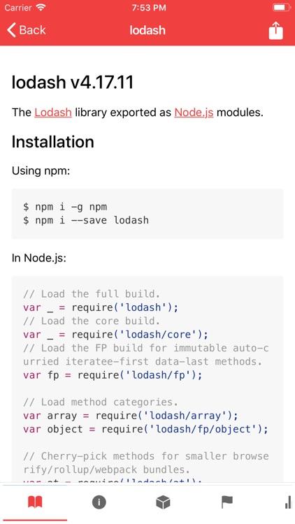 npm Registry 2 Go