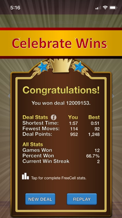 FreeCell Solitaire ‏‎ screenshot-3