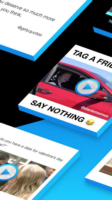 Video Meme Maker Add Subtitles review screenshots