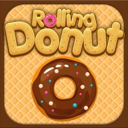 Rolling Donuts Fun Casual Game