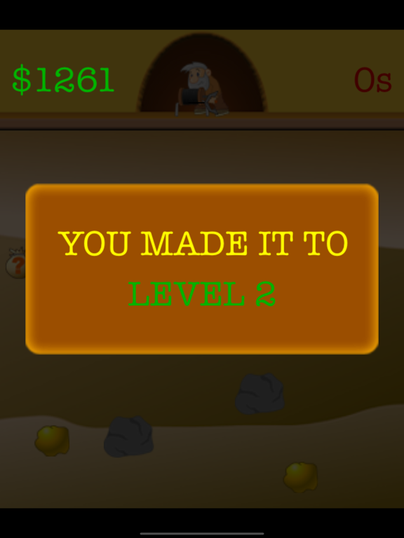 Gold Miner (Game For Watch) screenshot 7
