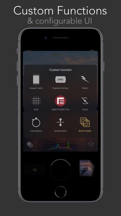 FiLMiC Firstlight - Photo App screenshot-8