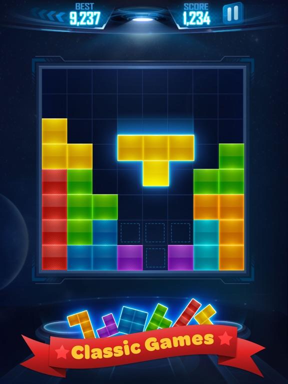 Puzzle Game Blast by Yuye Peng