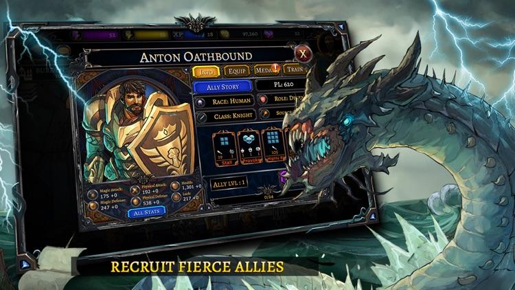 Dawn of the Dragons: Ascension screenshot-3