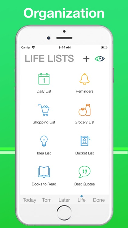 Do.List: To Do List Organizer screenshot-1