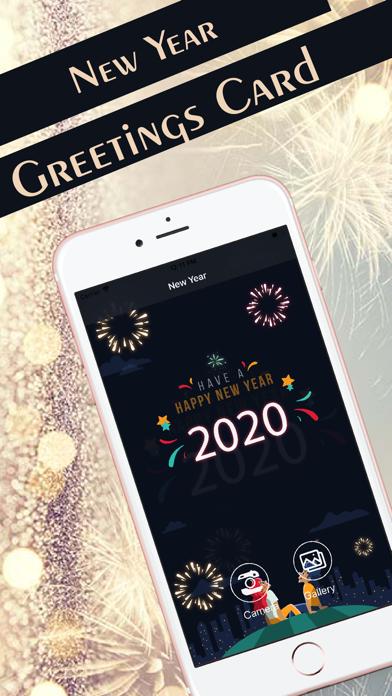 2020 Happy New Year Frames screenshot two