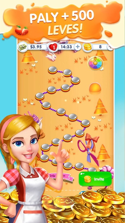 Candy Lucky:Match Puzzle Game