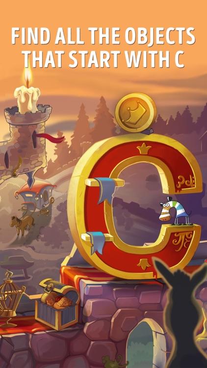 Zebrainy: A-Z kids games screenshot-6