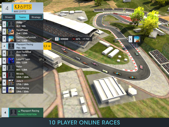 Motorsport Manager Online screenshot 14