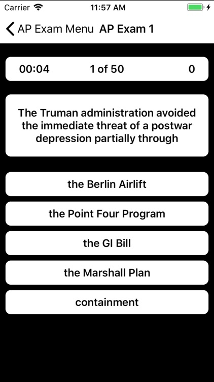 AP US History Prep 2020 screenshot-1