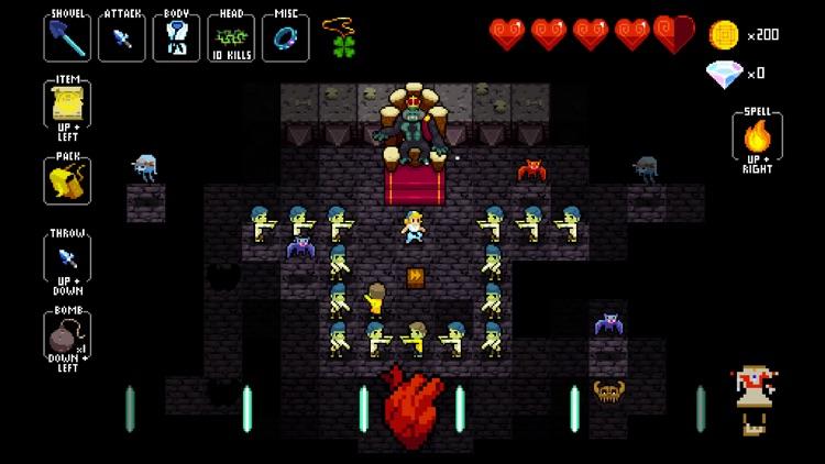 Crypt of the NecroDancer screenshot-4
