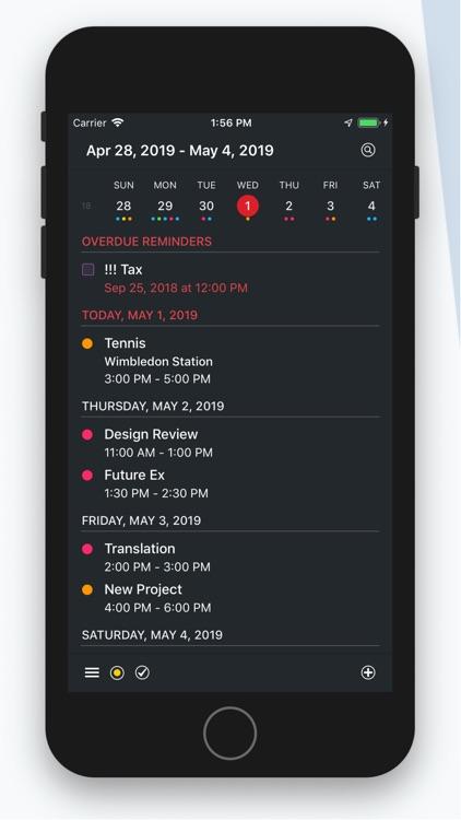 Calendar 366 LE screenshot-8