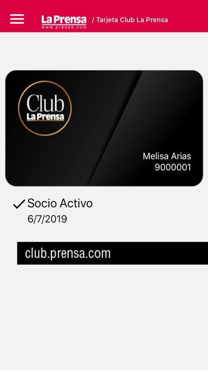 La Prensa para iPhone screenshot-6