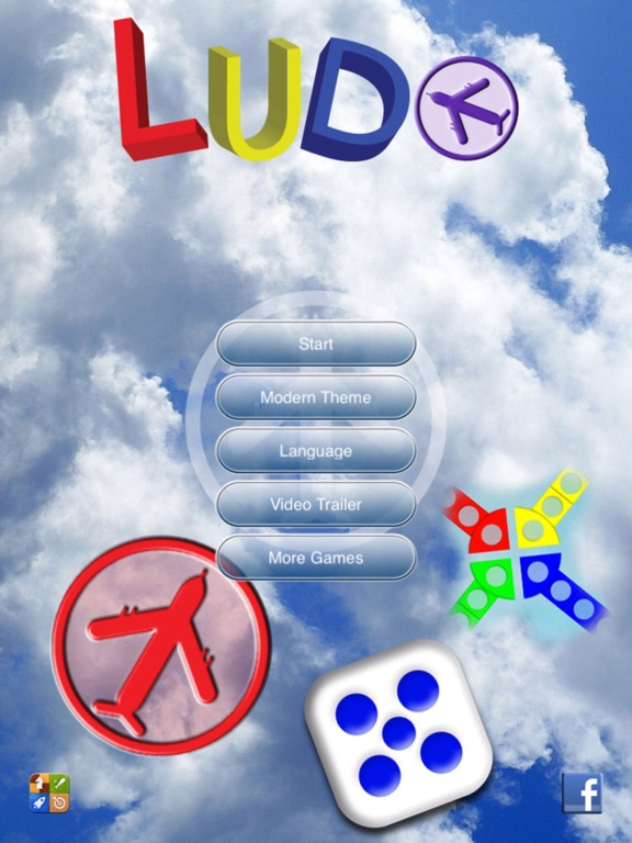 Modern Ludo Screenshots