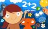 Animal Math Kindergarten