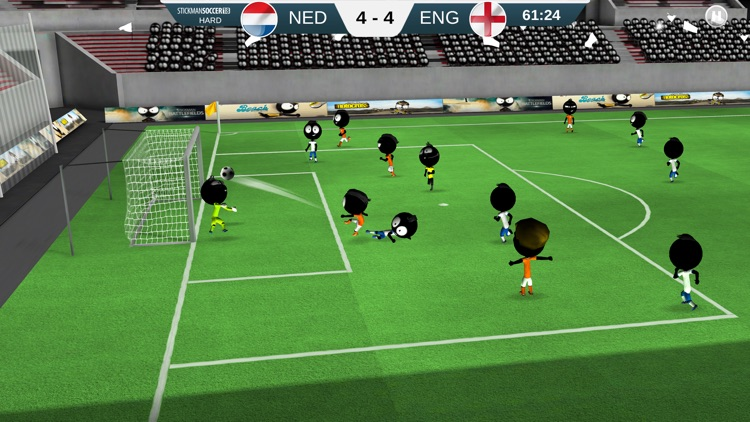 Stickman Soccer 2018 screenshot-0