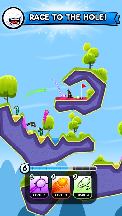 Golf Blitz screenshot 1