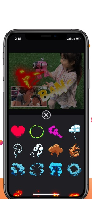 Twinkling Video Editor & Maker Screenshot