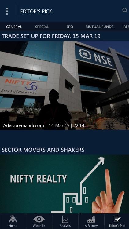 Advisorymandi.com screenshot-4