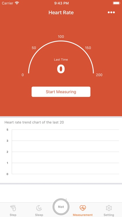 Walkfit screenshot-3