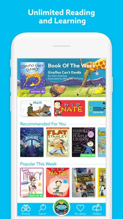 Epic! - Kids' Books and Videos screenshot-0