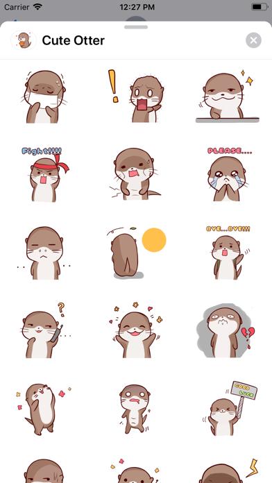 Cute Otter screenshot 2