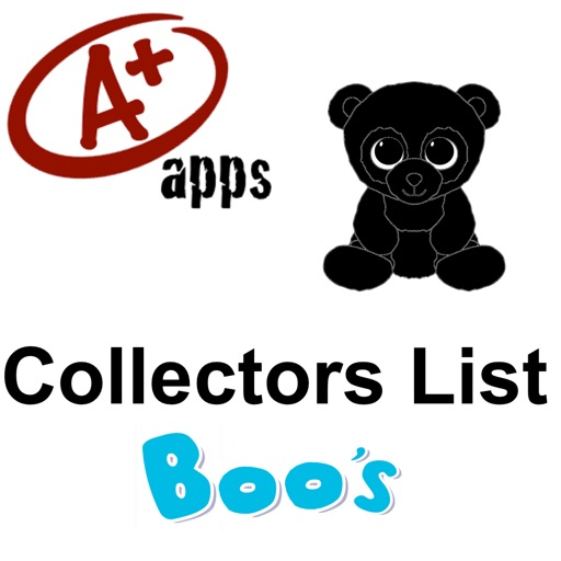 Collectors List - Boo's List