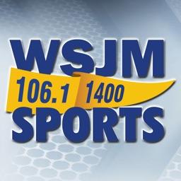 106.1 & 1400 WSJM Sports