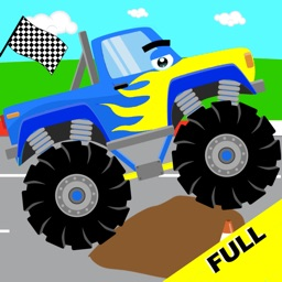Monster Trucks Game Kids FULL