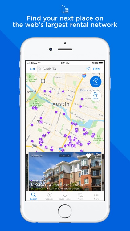 Zillow Rentals by Zillow.com on