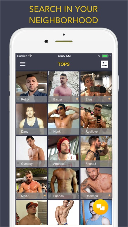 myBOY - Gay Chat & Gay Dating screenshot-3