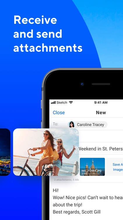 Email App –  Mail.ru screenshot-3