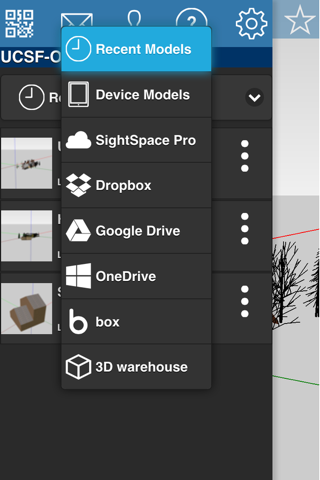 SightSpace Pro AR for SketchUp - náhled