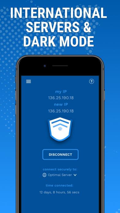 Hotspot Private Wifi - VPN 4U screenshot three