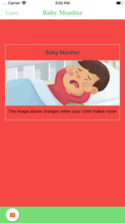 Baby phone-monitor screenshot-3
