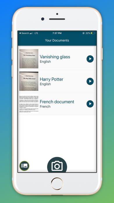Narrator App screenshot #1