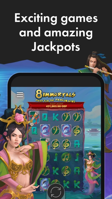 bet365 Games: Slots & Casino screenshot two