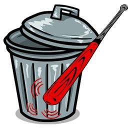 Bang the Trash Can!