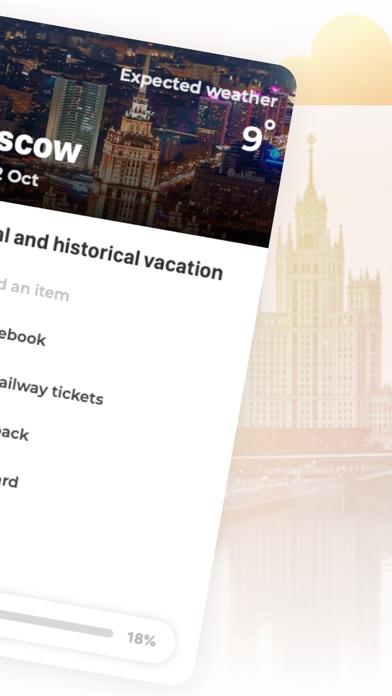 旅行チェックリスト:持ち物のパッキングのおすすめ画像2