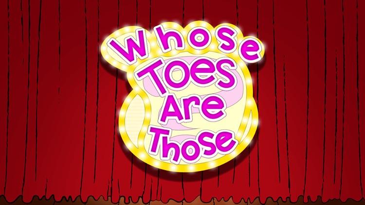 Whose Toes Are Those? screenshot-0