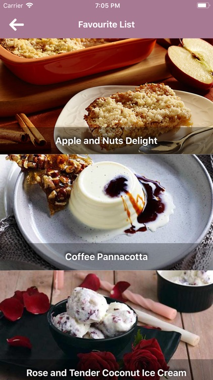 Ice Cream Recipes: English screenshot-4